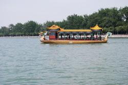 Dragon Boat, Summer Palace, Beijing