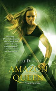 Amazon Queen, Pocket Juno, May 2010, urban fantasy w/shapeshifters