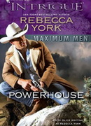 POWERHOUSE,Harlequin Intrigue,by Rebecca York